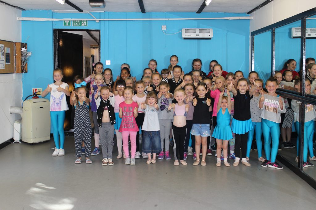 Students at Maidstone Dance Studios - Policies and Procedures